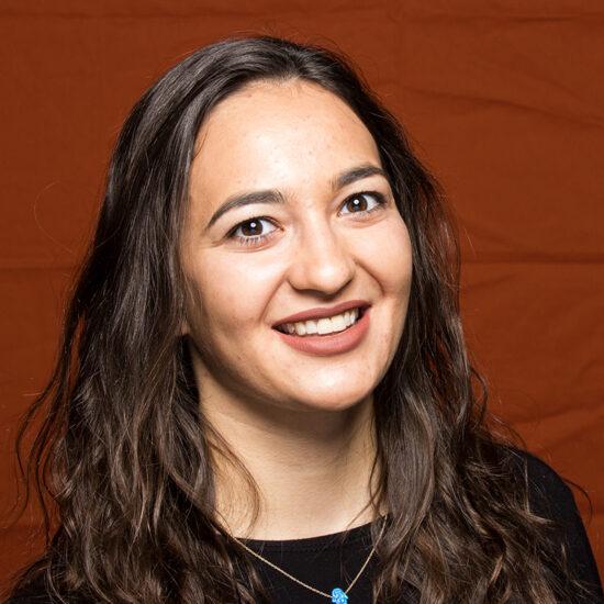 Yasmine Shahar